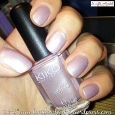 Kiko Nail Lacquer Col. 509 Rosa Malva Metallico