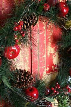 foyer christmas display country christmas christmas time merry christmas primitive christmas xmas - Barn Christmas Decorations