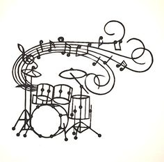 32 New Ideas Music Tattoo Drums Pictures