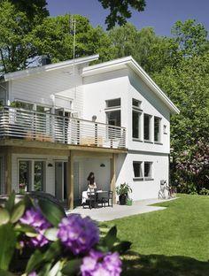 Prachtige moderne Zweedse woning