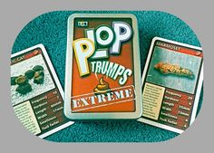 Awesome top trumps