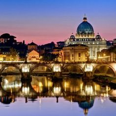 5-Star Rome Break: Vatican Night Tour & Michelin Star Meal £990