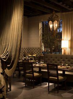laV restaurant, austin texas by mcalpine tankersley