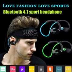 (31.74$)  Watch more here - http://aiyxw.worlditems.win/all/product.php?id=32427820592 - Athlete Dacom NFC Bluetooth 4.1 Headset Wireless Sport Ear-Hook Headphones Stereo Music Earphones Sweatproof With Microphone