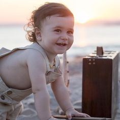 Bebek fotograf konseptleri - Baby photo ideas #lemicalp #babyphotography #1yearold