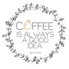 Best idea in the morning ;-)