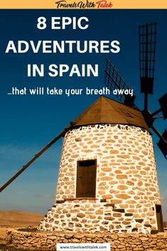 From hiking the Cares River Trail to exploring a cave, there are so many Spain adventure travel ideas to add to your Spain travel itinerary. Click through to read the full… Europe Destinations, Europe Travel Tips, European Travel, Travel Guides, Travel Hacks, Travel Packing, Solo Travel, Budget Travel, Travel Info