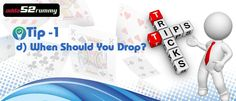 Online Rummy Tips and Tricks-If you have one joker but no pure sequence then search how many sort groups you have. If you have one sort group and the sum of the other cards in more than 60, then play up to four times, if you have not completed your pure sequence than you should take middle drop.