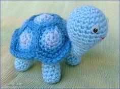 Ravelry: Little Tortoise pattern by Sabrina Boscolo