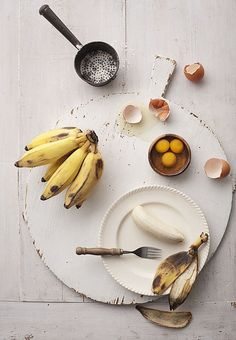 Banana Bread In The Works