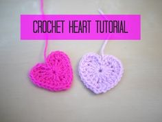 CROCHET heart tutorial | Bella Coco - http://www.knittingstory.eu/crochet-heart-tutorial-bella-coco/