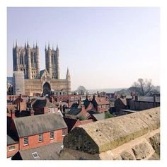 Lincoln Cathedral - place to go weekend away