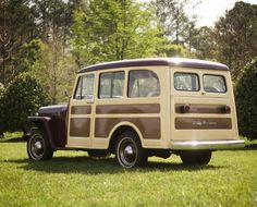 1947 Willys Station Wagon | Jeep Collection
