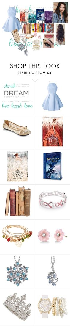 """Natalie Blanchard Go School for princesses and Princes-Era uma Vez Rpg"" by agenteromanoffrogers on Polyvore featuring Brewster Home Fashions, Napier, Irene Neuwirth, NOVICA and Mixit"