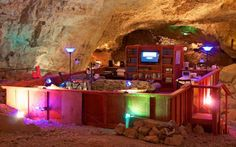 The Cavern Suite Most Amazing Places Under The Earth