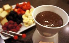 Fondue Chocolate Recipe from RecipeTips.com!