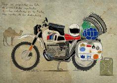 raulowsky: motos