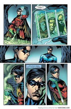 Nightwing v2 139 I hoped...