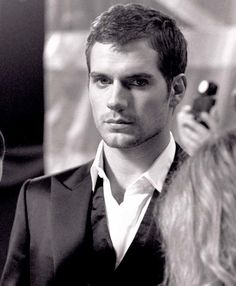 Henry Cavill for Dunhill London Backstage and Outtakes by Photographer Elin Hörnfeldt