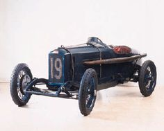 1920/21 Peugeot 3 Litre Indianapolis Racing Two Seater.