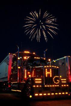 H G truck..