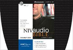 Title: NIV Complete Audio Bible on CD Dramatized Version By: Zondervan Publishing