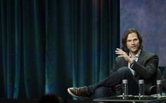 'Supernatural' Season 11 spoilers: Jared Padalecki teases on Sam-Dean relationship, CW president Mark Pedowitz talks show's end date and spinoff  Read more: http://www.ibtimes.com.au/supernatural-season-11-spoilers-jared-padalecki-teases-sam-dean-relationship-cw-president-mark