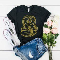 Cobra Kai Vintage t shirt