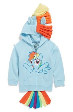 'My Little Pony - Rainbow Dash' Hoodie  http://rstyle.me/~14A7l