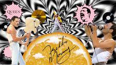 Collage estilo Pop Art Psicodelico, para los fans de Queen y Freddie M. Photoshop, Freddie Mercury, Trippy, Pop Art, Instagram, Style, Art Pop, Psychedelic