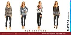 New Arrivals!! http://ift.tt/1MDtyLA  #weekendstyle #Fashion #Retail #moda #shop #shopmatilda  #fashionista #outfit #trendy #woman #prints http://ift.tt/1jMh3mU http://ift.tt/1MDtyLA