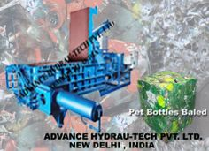 Why Pet bottle baling machines are essential for recycling the waste pet bottles