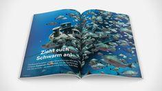 W&V Werben & VerkaufenMagazine 2015  #Editorial #Design #Layout #3D #Illustration #Infografik