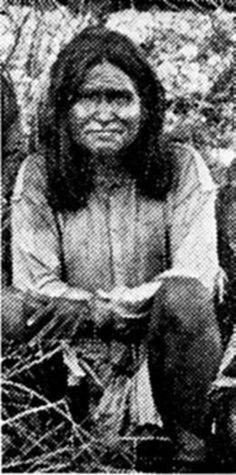 Lozen Native American Photo