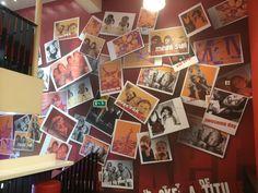 KFC Spui Den Haag Foto type wall mural