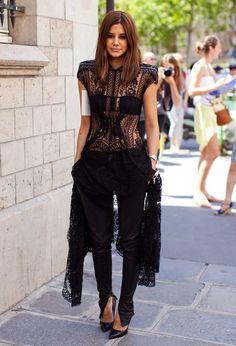 Complacency Kills: Style Spotlight: Christine Centenera