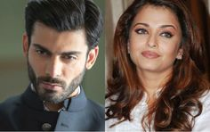 """Famous Pakistani actor Fawad Khan and Aishwarya Rai Bachchan to work together in """"Ae Dil HaiMushkil"""". Fawad Khan is riding high on the accomplishment of his debut movie Khoobsurat."""