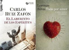 Dos novedades literarias muy esperadas de este mes - http://www.actualidadliteratura.com/dos-novedades-literarias-esperadas-llegan-este-mes/