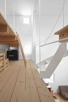 Jun Igarashi Architects, Daici Ano · Case. Sapporo, Japan