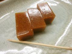 たくさんもらった柿も大量消費可!柿の羊羹 by 料理人TK [クックパッド] 簡単おいしいみんなのレシピが219万品