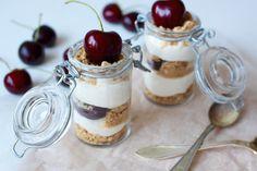 Cheesecake i burk Vanilj, Cheesecake, Deserts, Pudding, Snacks, Food, Lemon, Velvet, Cheesecake Cake