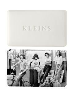 Kleins Perfumery x Rennie Ellis. 'The Gang' soap.