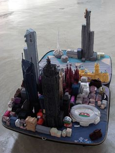Portable Cities - I love these!