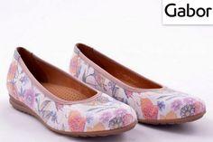 Waldlaufer női szürke virágmintás kényelmi cipő | Cipők, Szürke