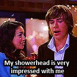 """When he said weird things like this and nobody questioned it. 