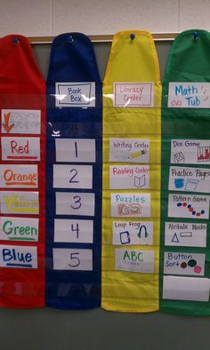 One quick center rotation board: 5 groups, 3 centers per day, one of which is reading out of a book box.