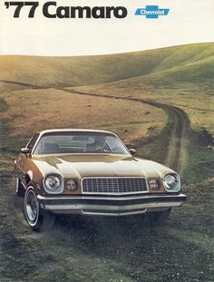 1977 Camaro Thursday, June 26, 2014