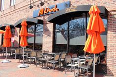 Our patio is ready to roll!