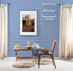 Un solo color puede cambiar la #percepción de tus espacios. #BienHecho