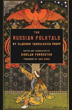 The Russian Folktale by Vladimir Yakovlevich Propp | Wayne State University Press